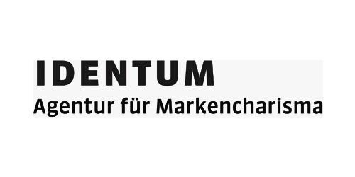 Logo Identum Agentur für Markencharisma