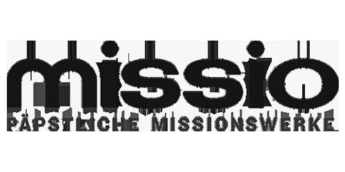 Logo Missio Päpstliche Missionswerke