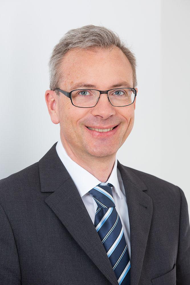 Business Portrait Andreas Müller Geschäftsführer