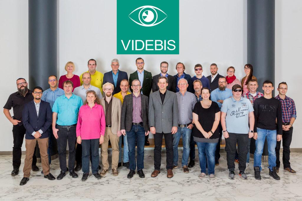 Gruppenfoto Videbis